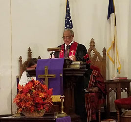 Thanksgiving Ecumenical Service
